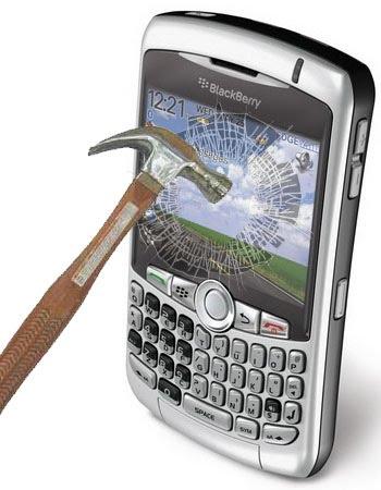 BlackBerry. Ada beberapa jenis reset. Cara dan fungsinya berbeda